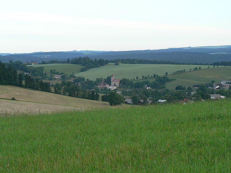 České Petrovice