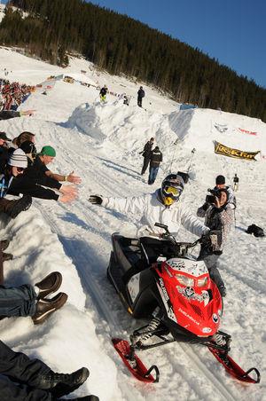 Ski resort Kläppen