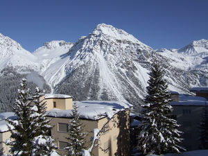 Ski areál Arosa