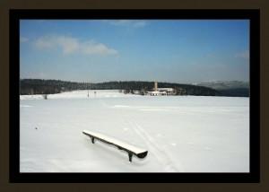 Hlubočky v zimě