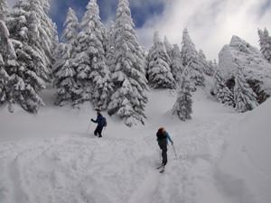 Schoenberg Skitour