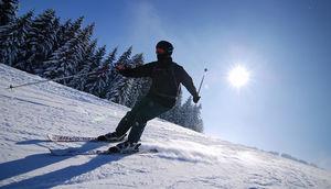 Ski areál Oberstdorf