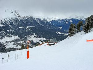 La Norma, lyžování ve Francii