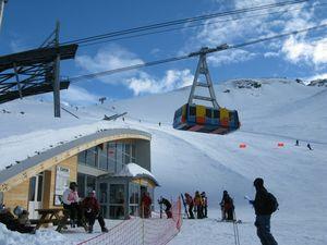 Orelle - lyžařská oblast ve Francii