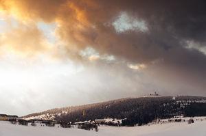 Lyžařské středisko Fichtelberg